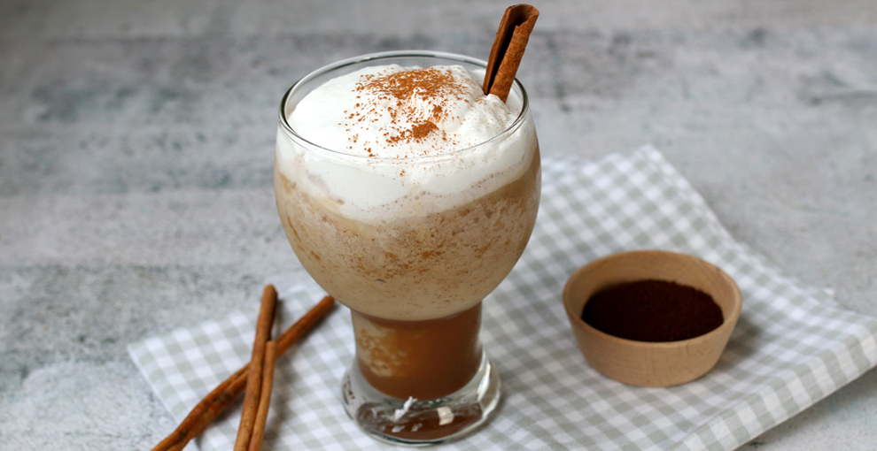 Coffee Cinnamon Smoothie