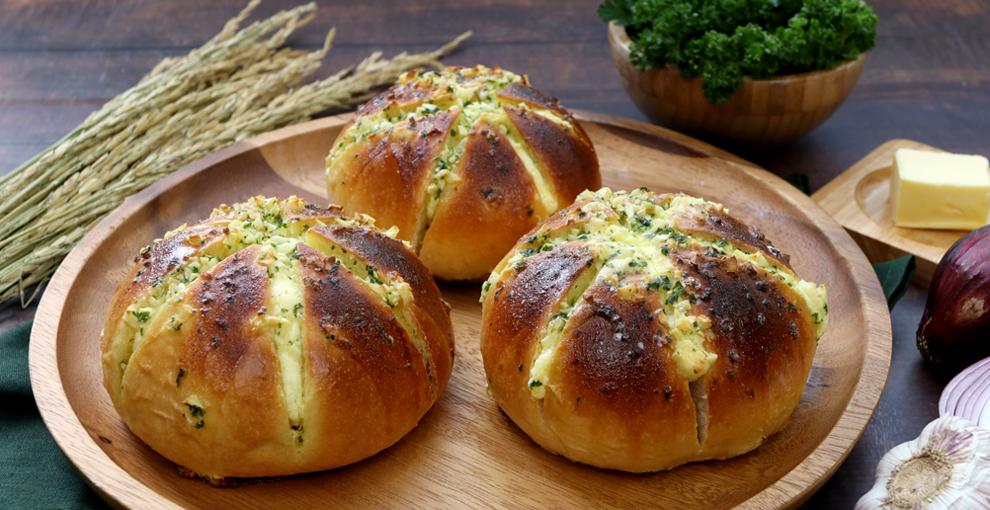 ขนมปังครีมชีสเกาหลี