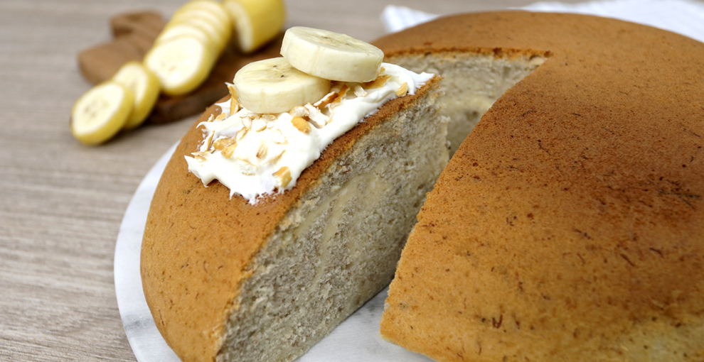 Cream Cheese Banana Cake2