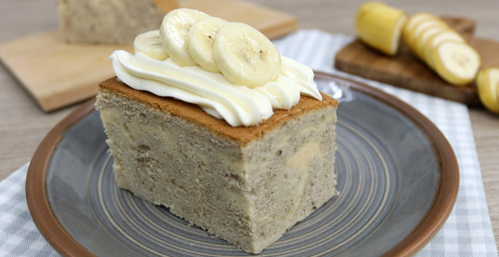 Cream Cheese Banana Cake3
